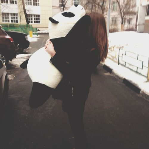 My Girl панда Panda Today's Hot Look