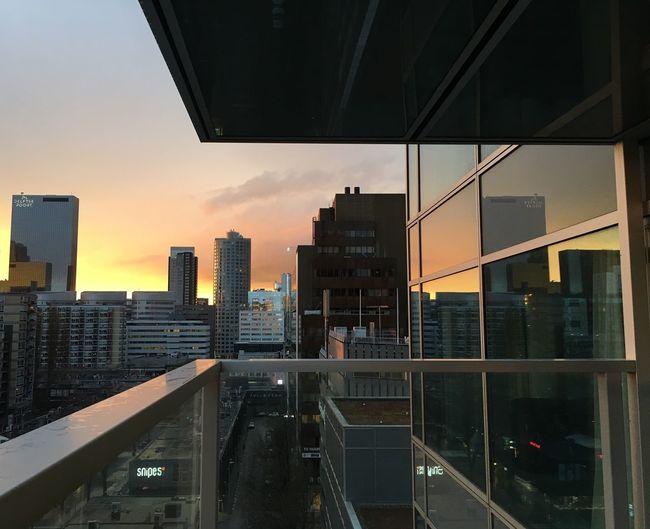 Balcony Reflections Buildings & Sky Cityscapes Symmetry Geometric The Architect - 2017 EyeEm Awards