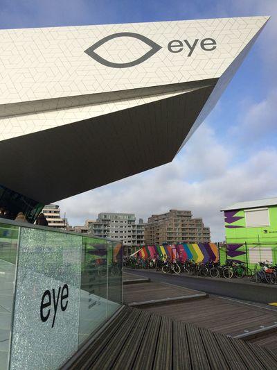 EYE Film Institute EYE Film Institute Netherlands Big Eye Your Amsterdam