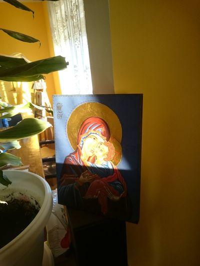 İsus Ortodox Icon