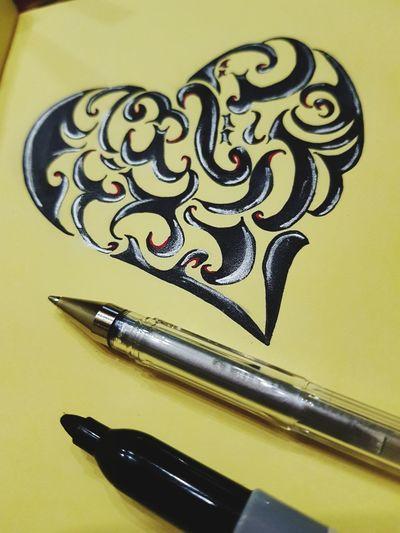 Heart 2 Yellow