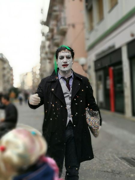 Joker Carnival SuicideSquad Arts Culture And Entertainment People Outdoors Carnival Crowds And Details