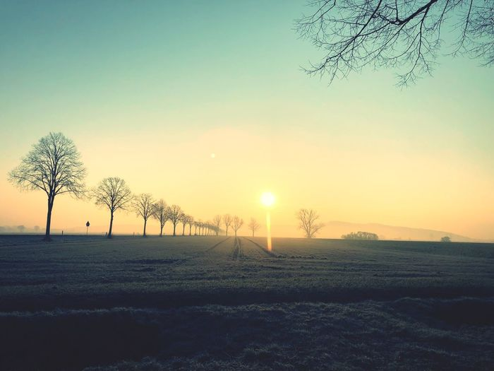 Ruhe am Morgen