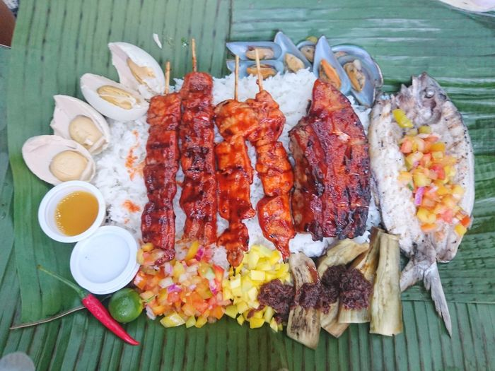 Food Food And Drink Plate Ready-to-eat Healthy Eating No People Wood - Material Freshness Table Indoors  Close-up Day BoodleFight Sunday