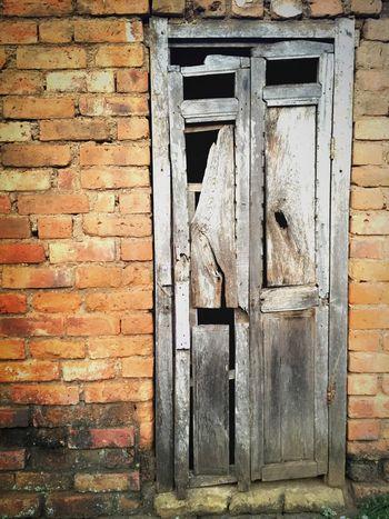 Pintu Klasik di rumah tua Iphonema Door Pintu Rumah