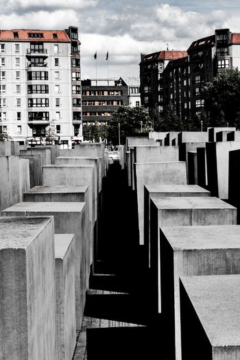 View of holocaust