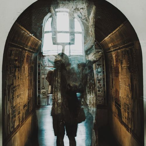 Indoors  Arch Real People Architecture One Person Built Structure Walking Women Place Of Worship Spirituality Statue Men Day Sculpture Adult Adults Only People Rethink Things An Eye For Travel