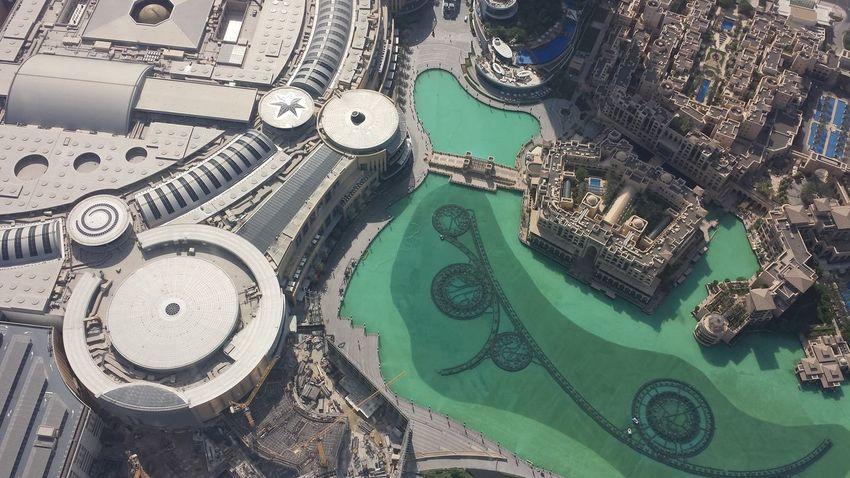 High Angle View No People
