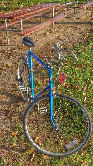 rode my bike to the lake ?⛅☁? Enjoying Life Bicycle Sunset Lake