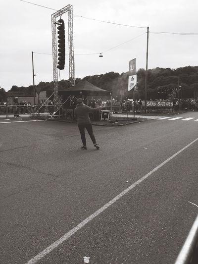 Göteborgsvarvet Starting Shut Half Marathon