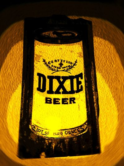 Beautiful Oak Tree Beer Cans Dixi Dixie Beer Can New Orleans Rainbow Large Oak Tree Nature New Orleans Bee Oak Trees Old Oak Tree Spanish Moss On Oak Tr
