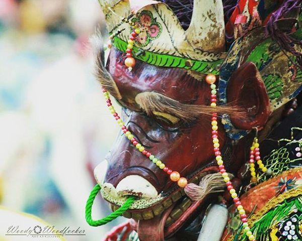 Visitkalsel Terapungfest2015 SouthBorneoTravellers Iamacreativ Thecreativmovement Budaya Banjar Culture Puppet Portrait _____________________________________________________