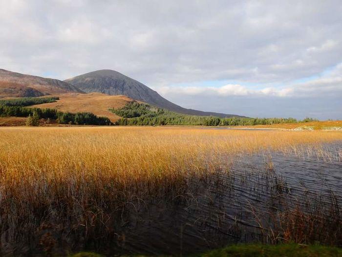 Isle Of Skye Adventuretime Mountain View