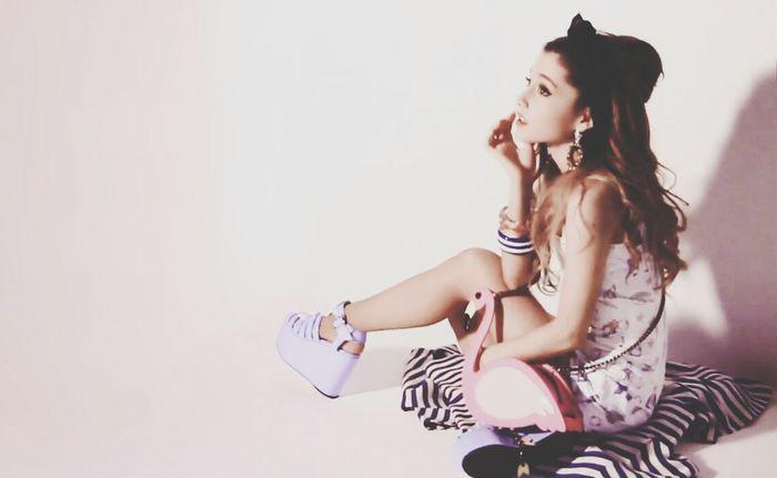 Ariana Grande ♥ Boca Ariana Grande