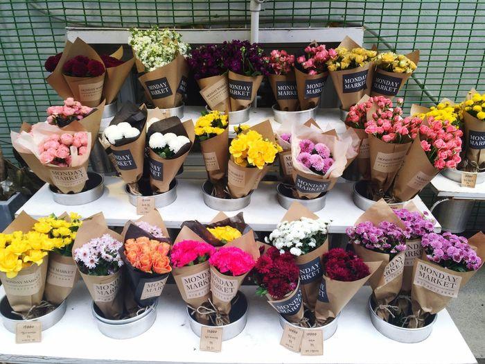 Flowers Hongdea