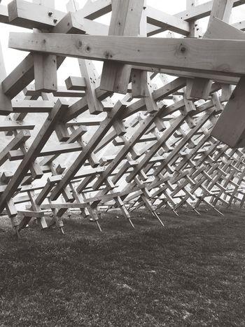 Wind Eaves from Japan architect Mr. Ken go Kuma 風檐-隈研吾