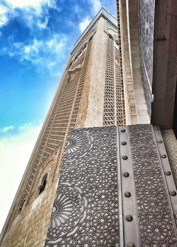 Casablanca, Mosquée Hassan 2 Architecture Door Taking Photos Traveling