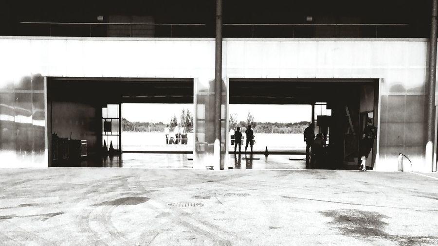 paddock, nogaro 2015 Truckracing