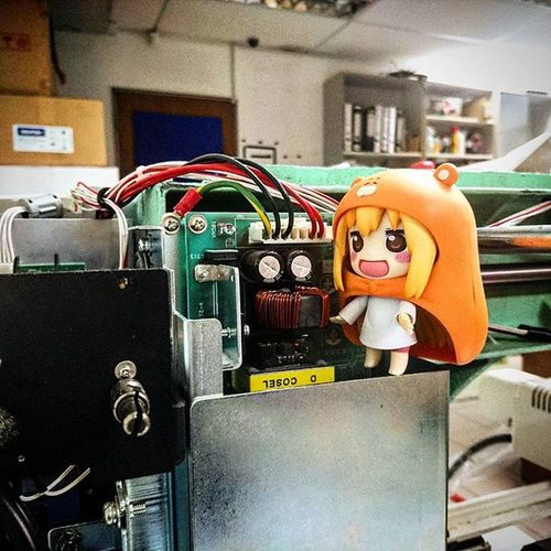 Umaru help me to diagnost machine problem Yaay!!! Later when we go back I give you a Cola and a bag of chips 😍😍😍 Nendophoto Nendos Nendogram Nendoroid Nendoroids Nendography Toyphotographer Toyphotography Xperia_knight