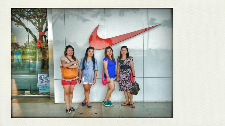 Nike #JustDoIt From Where I Stand Sony Xperia Z1 Eye4photography