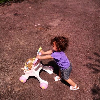 @rodriguez8028 my beautiful baby Amaraliz she loves to be outside always