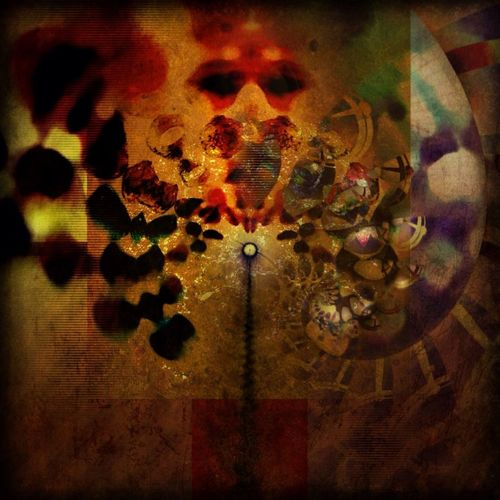 Visions of Christmas Past Abstract Me If I Were My Own Illusion Livewire ~ Mob Fiction