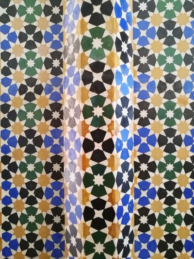 Morocco pattern Morocco Africa Art Journey Soonjourney MyWanderLust Travel Multi Colored Backgrounds Full Frame Pattern Close-up Colorful Tiled Floor Tile Tiled Wall Mosaic ArtWork Textured
