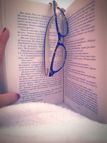 Book Day No Doubts. Relax Time  Reading Time