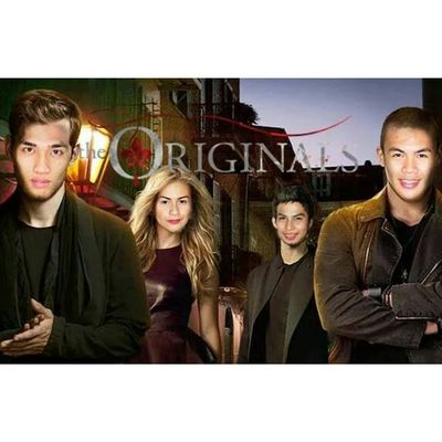 Any idea for this Halloween ? Why not try to be a hot vamp? Haha TheOriginals  TheOriginalonETC