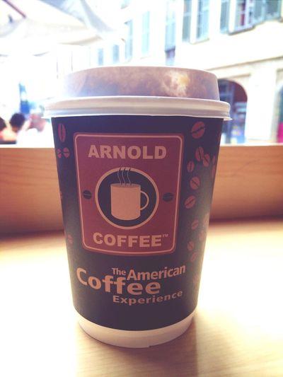 arnold cafe Arnold Milan With Him❤