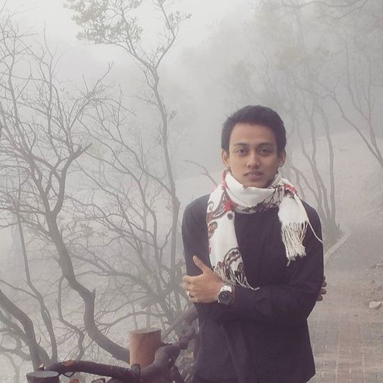 "Morning in ""Kawah Putih"" , Cold Freezing Frozen December Like4like Instagram Instapic Instacollage Instamoments Insta Bw Me Bandung"