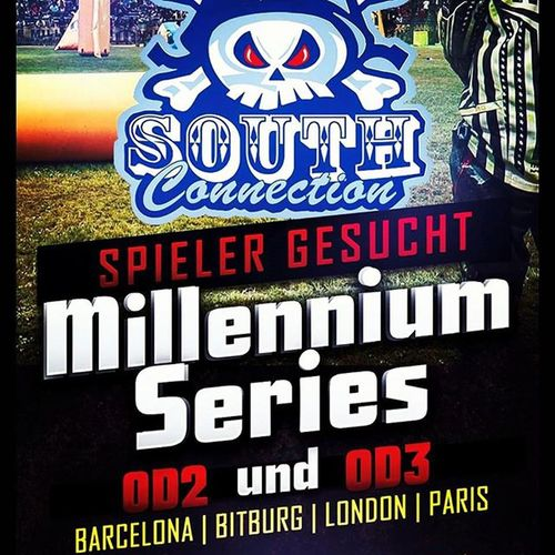 Milleniumseries Paintball Southconnection Opendivision2 Opendivision 3 Barcelona Paris Bitburg London Roadtrip