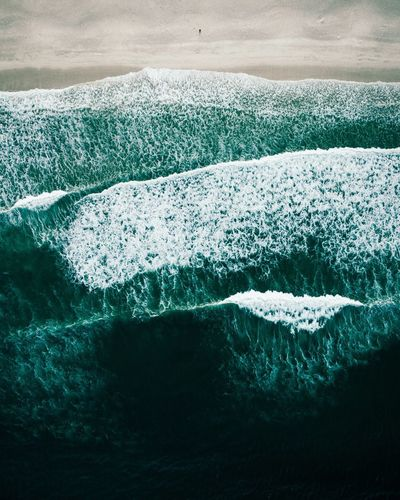 EyeEm Best Shots Water EyeEm Nature Lover Fine Art Natural Beauty Perspectives On Nature Landscape_Collection Landscape Nature_collection Sea Patterns In Nature Nature Photography Aerial View Fine Art Photography Beautiful Ocean Scotland Beach Drone  Dronephotography Check This Out EyeEm Best Shots - Nature EyeEm Landscape