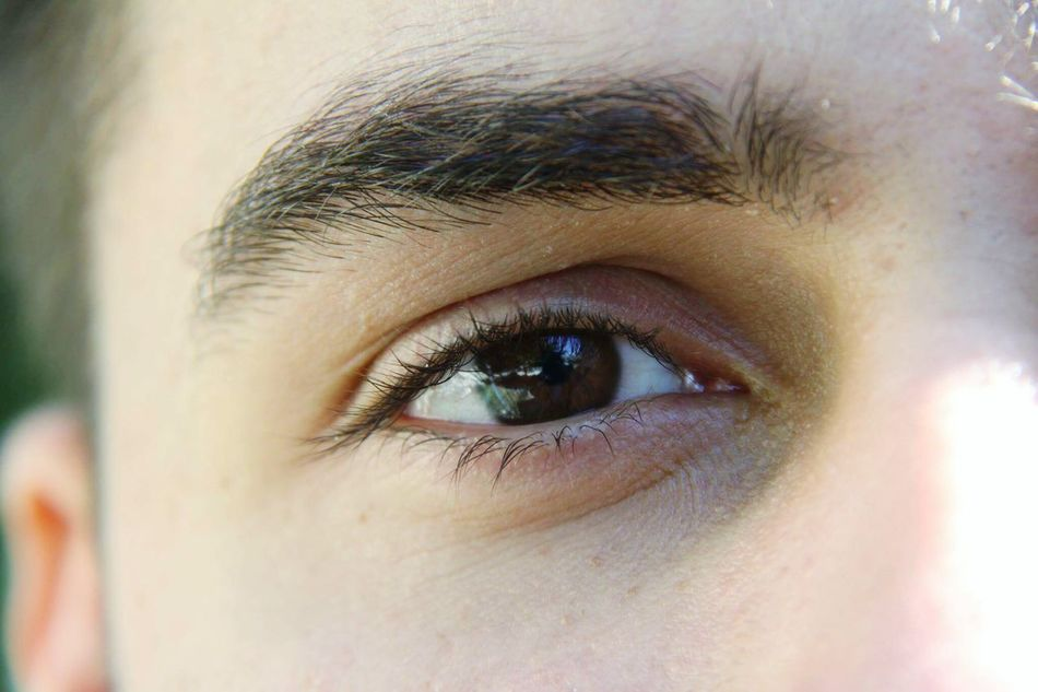 Human Eye Human Body Part Close-up Eyebrow Eyelash Adult People One Person Eye Men Eyeball Beauty Iris - Eye Portrait Human Skin EyeEmNewHere