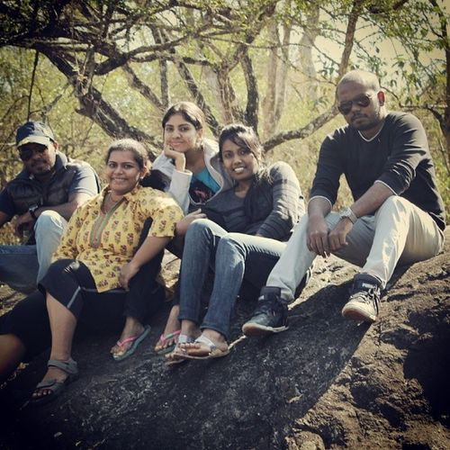 Bandipur Forest Team Outings