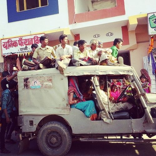 Pimpmyride Rajasthan Awful Funny Mysnap Incredible India Joyful