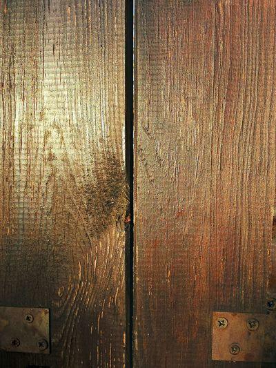 Wood Rust Rdza Brown Zawias Hinge Paint Farba Varnish Lakier Drewno Plank Board Deska