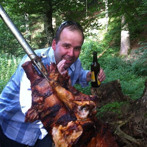 #schwein #sau #grill #bbq BBQ Grill Schwein Sau