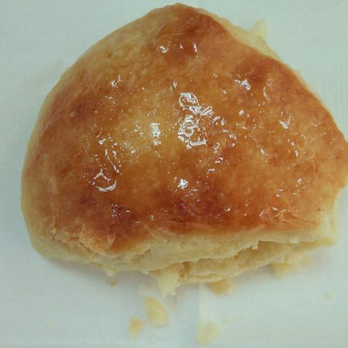 Homemade scone with Osmanthus Honey 桂花はちみつ OsmanthusHoney Scone Homemade Honey