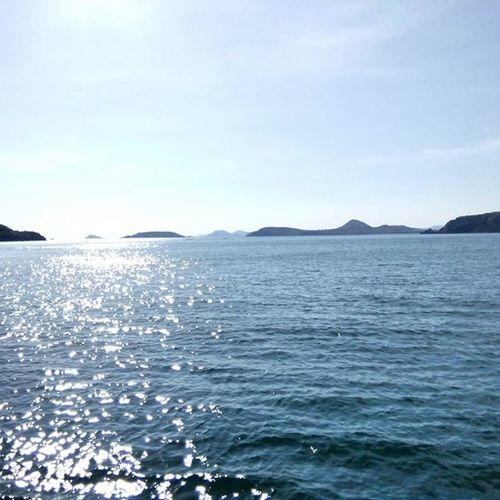 NEMOXXSAMAESANTRIP♡ Thailand Beach Fascinating Blue Sky Blue Wave