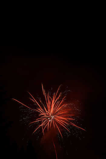 Firework Night Celebration Arts Culture And Entertainment Firework Display Motion Exploding Long Exposure Event Illuminated Glowing Firework - Man Made Object Nature Low Angle View Sky No People Light Copy Space Blurred Motion Sparks Silvester New Year's Eve My Best Photo