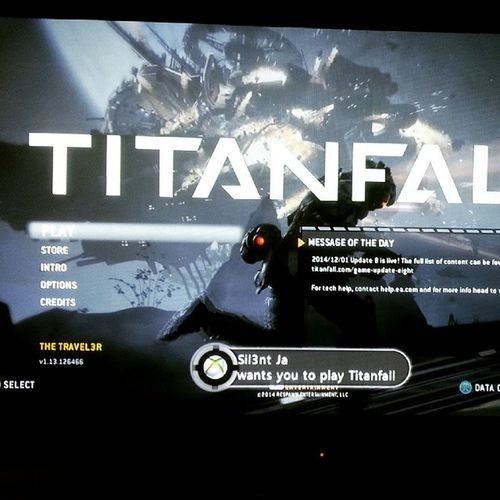 Titanfall Itshappening Gamingwithfriends Xbox360