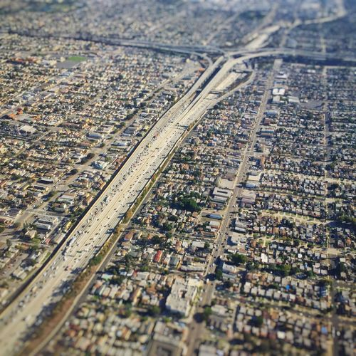Los Angeles, California Vermont Vista Interstate 110 Interstate Highway USA California Street City Aerial Shot Top View Urban Urban Geometry EyeEm Best Shots