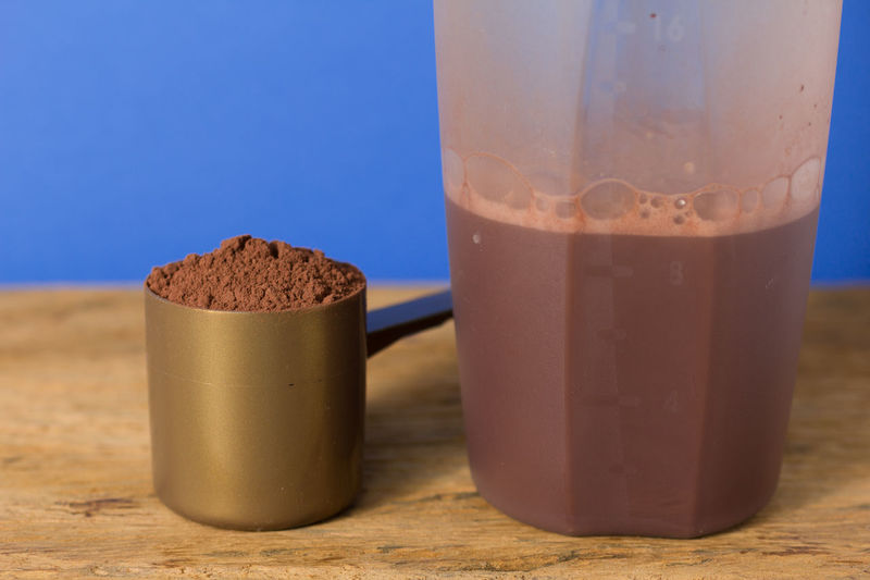 Chocolate Close-up Coffee - Drink Day Drink Food And Drink Freshness Frothy Drink Indoors  No People Powder Refreshment Shake Shaker Whey Protein