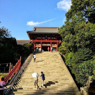 Tsurugaoka hachiman gu Kamakura Shrine Tsurugaokahachimangu