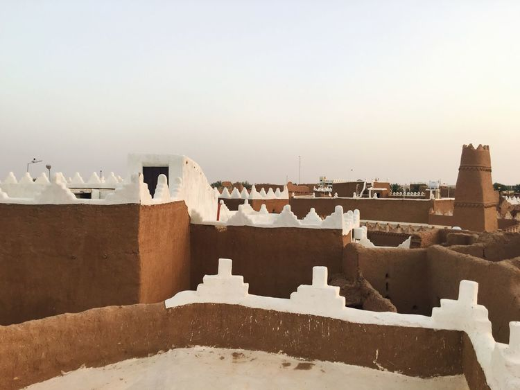 Mud houses Mudhouse Travel Urban Geometry Architecture Historical Building Architecturelovers Geometric Shapes Desertlife Desertlivin Tourism Historic Fort TOWNSCAPE