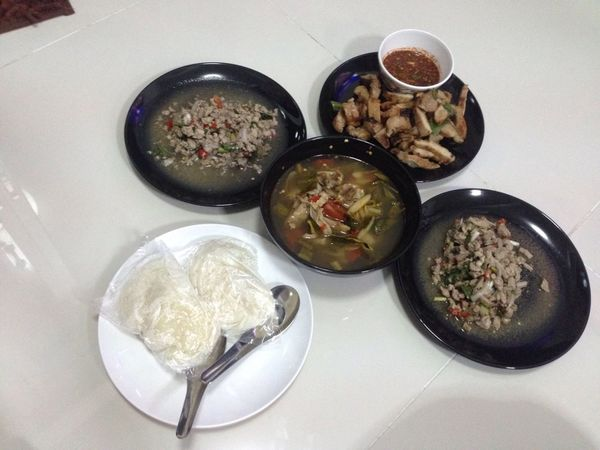Day Food Food And Drink Food And Drink Foods Foods & Drinks Freshness Healthy Eating High Angle View Indoors  Local Food Localfood No People Ready-to-eat Thai Food Thaifood Thailand Traditionalfood