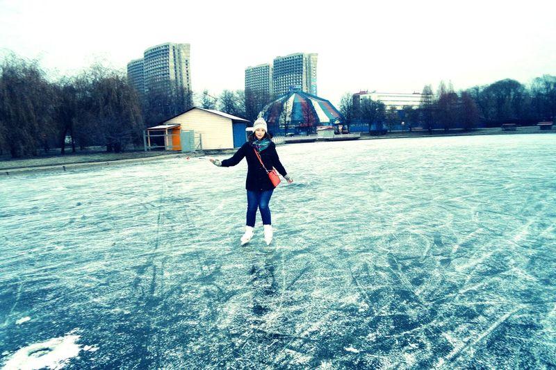 Сезон открыт / season is open Ice Ice Rink Moscow Moscow City Moscow, Москва войковская пруд Каток