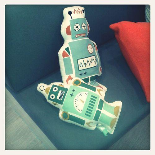 Robots. <3 Pcampb13