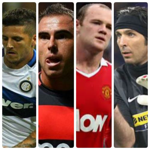 """CUP WORLD ITALY 2016 Clubs """"INTER-BANFICA-MAN UNITED-JUVINTUS"""""""